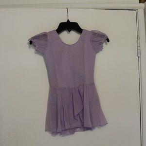 MDNMD Leotard Dance Ballet Violet AM000057